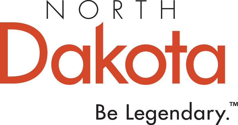 ND Be Legendary logo