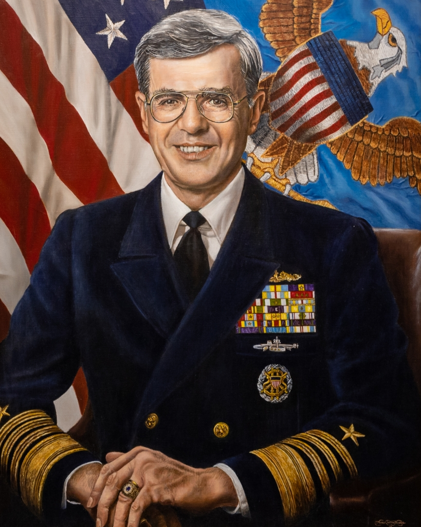 Admiral William A. Owens