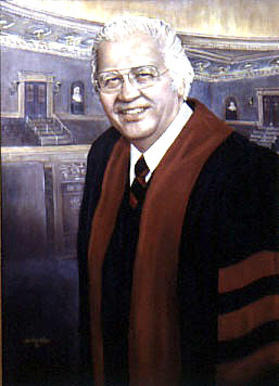 Rev. Richard C. Halverson
